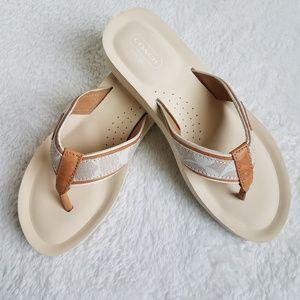 Coach 'Juanita' sandals
